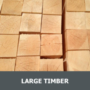 Large timber